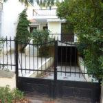 Ανακατασκευή σπιτιού : Είσοδος γκαράζ πριν την ανακατασκευή