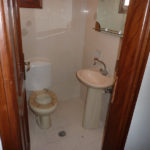 Ανακατασκευή σπιτιού : Wc πριν την ανακατασκευή