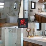 Ανακαίνιση παλιού σπιτιού νέο μπάνιο πριν και μετά