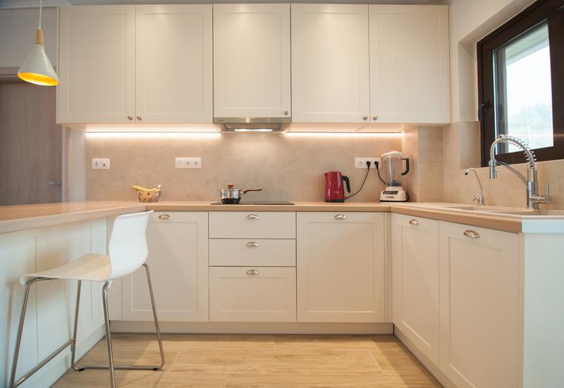 Ανακαινιση σπιτιου 110τμ - κουζίνα μετά