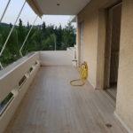 Ανακαίνιση σπιτιού χολαργός - μπαλκόνι πριν την ανακαίνιση