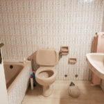 Ανακαίνιση σπιτιού χολαργός - μπάνιο πριν την ανακαίνιση